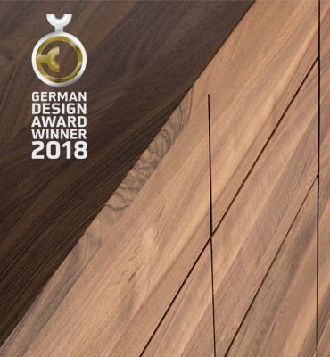German Design Award 2018 - WINNER