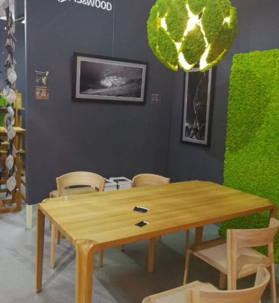 Organic Shapes and Green Design at Zagreb Design Week