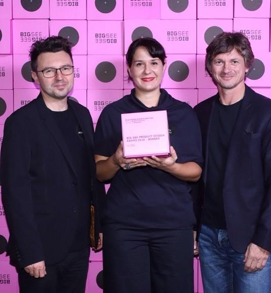 WINNER - BIG SEE Product Design Award 2018