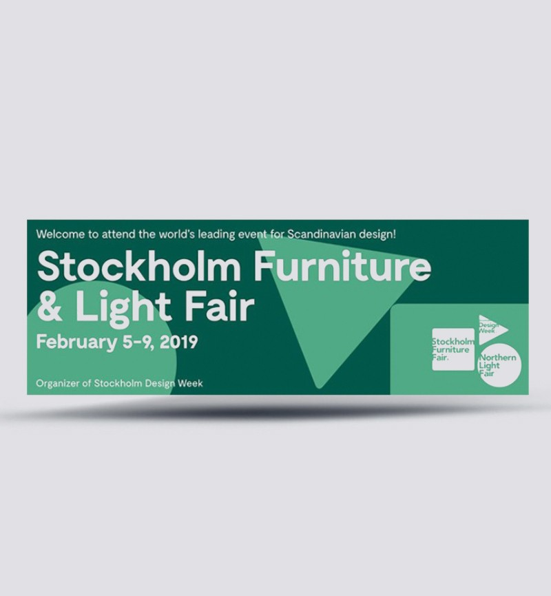 MS&WOOD Premierre @ Stockholm Furniture and Light Fair (5-9 February 2019)